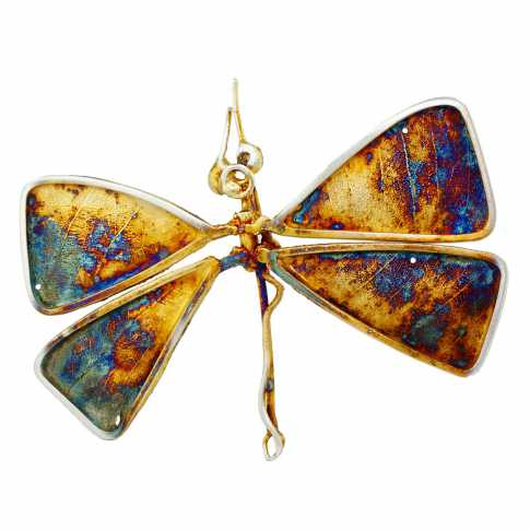 Dorian Grabowski Silver Butterfly Pendant