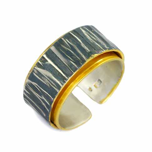 Silver Ring Jan Lekszycki