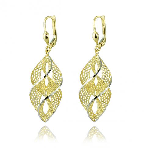 Gold 585 Earrings