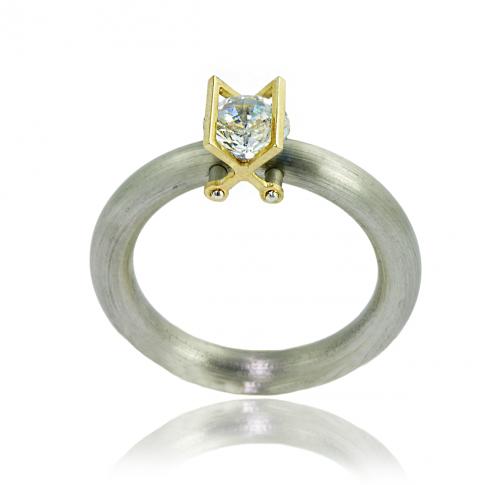 Jacek Byczewski Gold Ring
