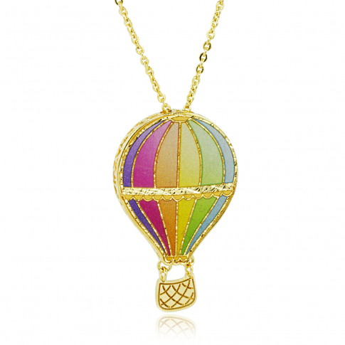 Graziella LONG NECKALCE BALLOON