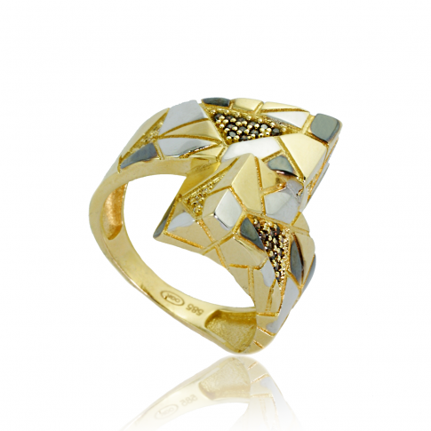 Gold 585 Ring