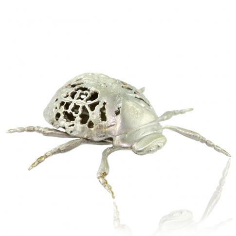 Dorian Grabowski Silver Pendant