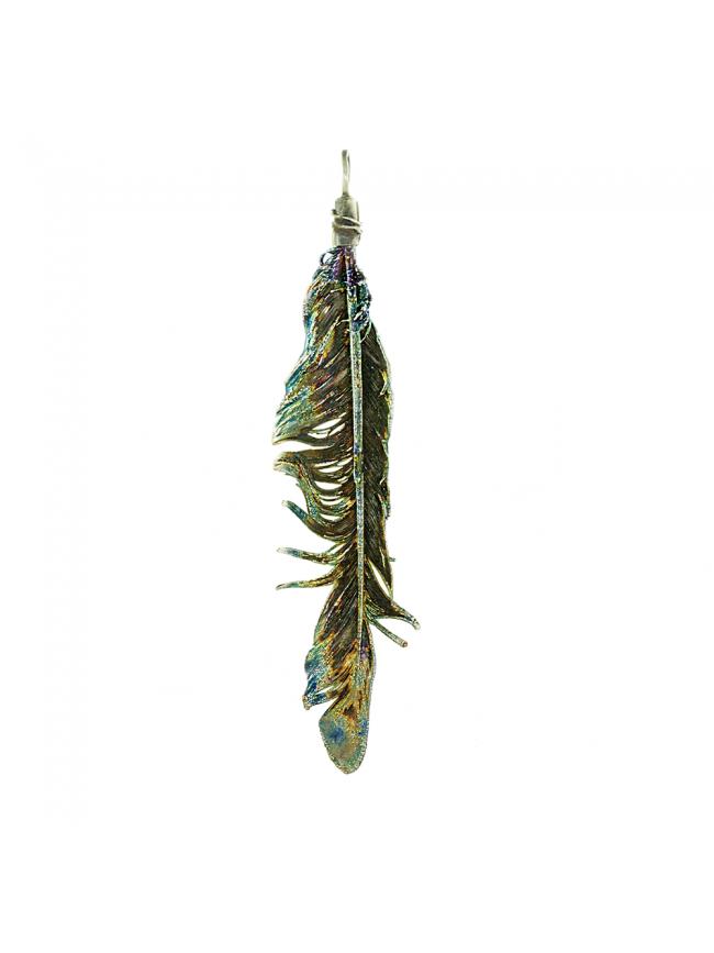 Dorian Grabowski Feather Pendant