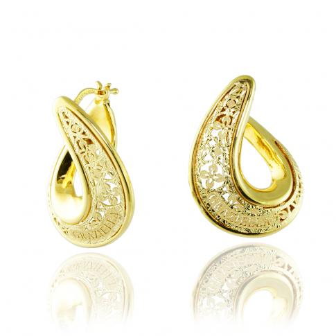 GRAZIELLA Gold Earrings