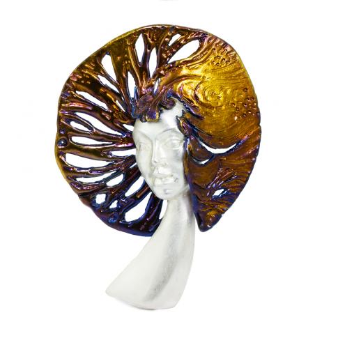 Kamilla - Silver Pendant