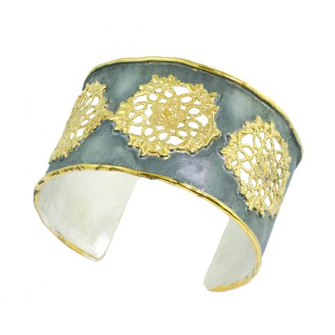 Jan Lekszycki Silver Bracelet