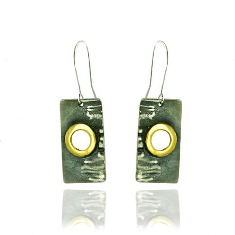 GAP Silver Earrings