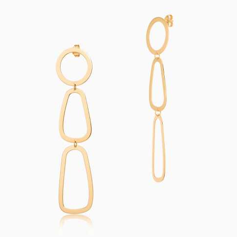 SPLENDIDA Gold (14K) Earrings