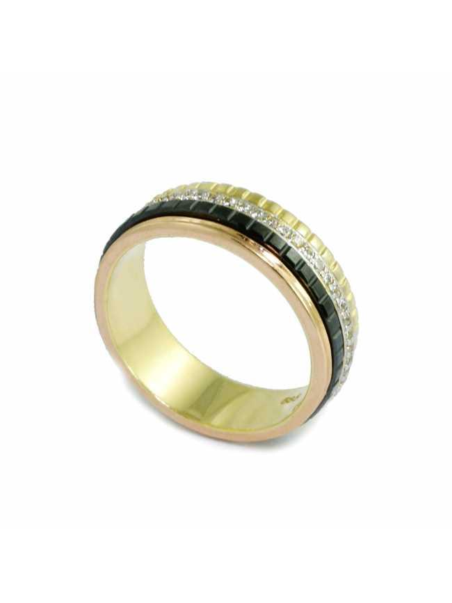 Gold (14 K) Ring