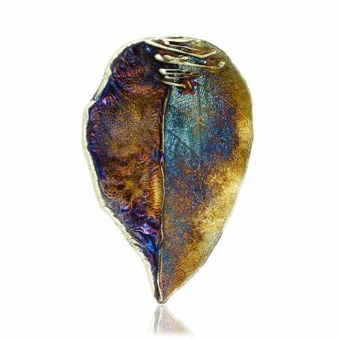 Leaf Brooch Dorian Grabowski