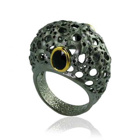 GERMAN KABIRSKI Sapphire Ring
