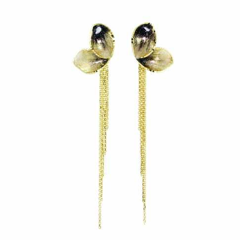Gold 585 Earrings