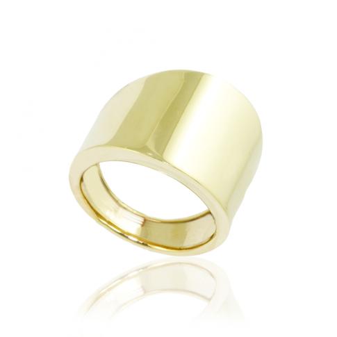 Złoty pierścionek SPLENDIDA