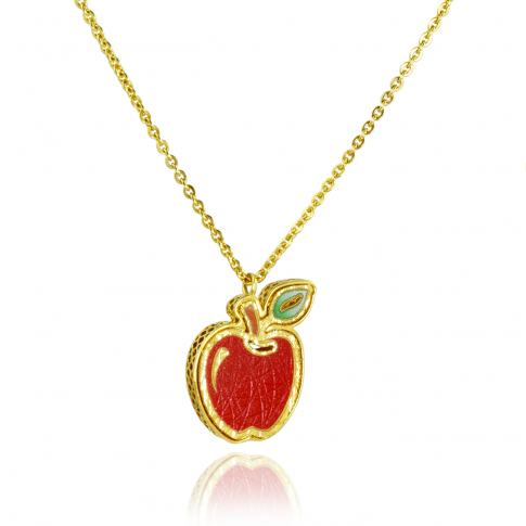 APPLE Golden (585) Necklace