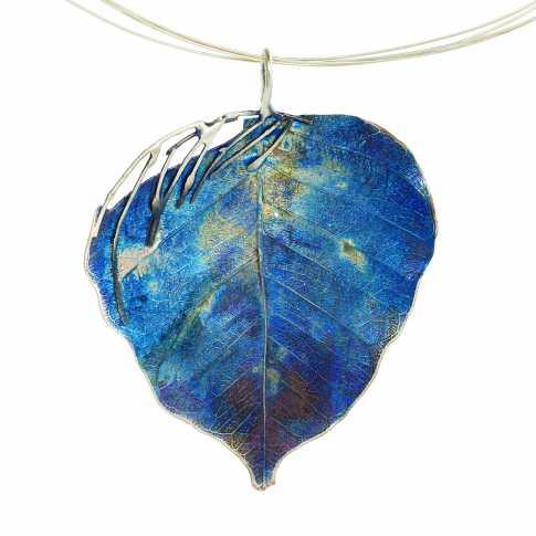 Dorian Grabowski Leaf Necklace