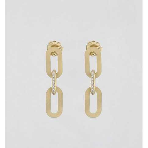 SUBLIME Silver Earrings