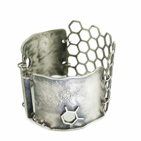 Dorian Grabowski Honeycomb Bracelet
