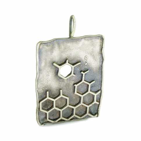 Dorian Grabowski Honeycomb Pendant