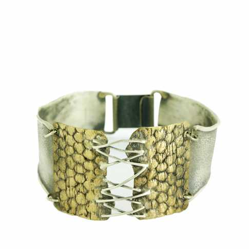 Dorian Grabowski Silver Bracelet