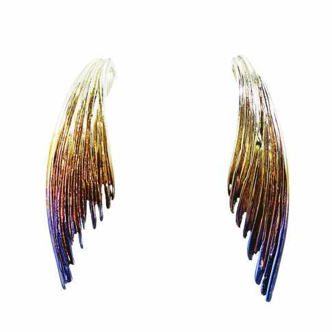 Kolczyki Skrzydła Anioła