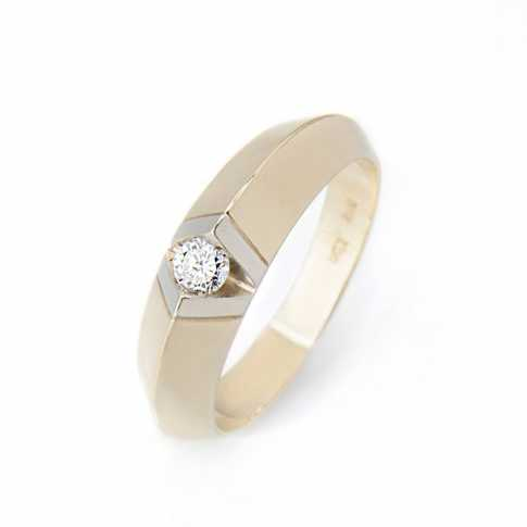 Diamond Ring 14 ct Gold